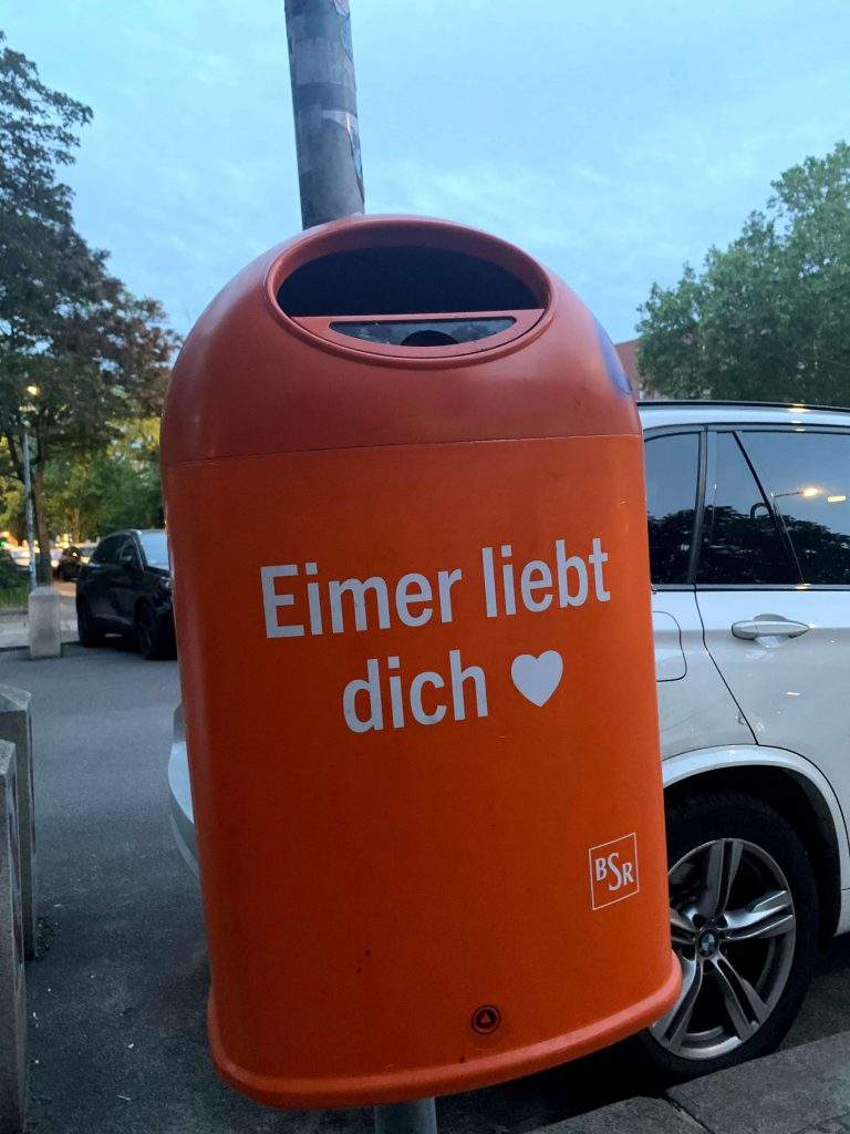 The German Recycling System: How it Works