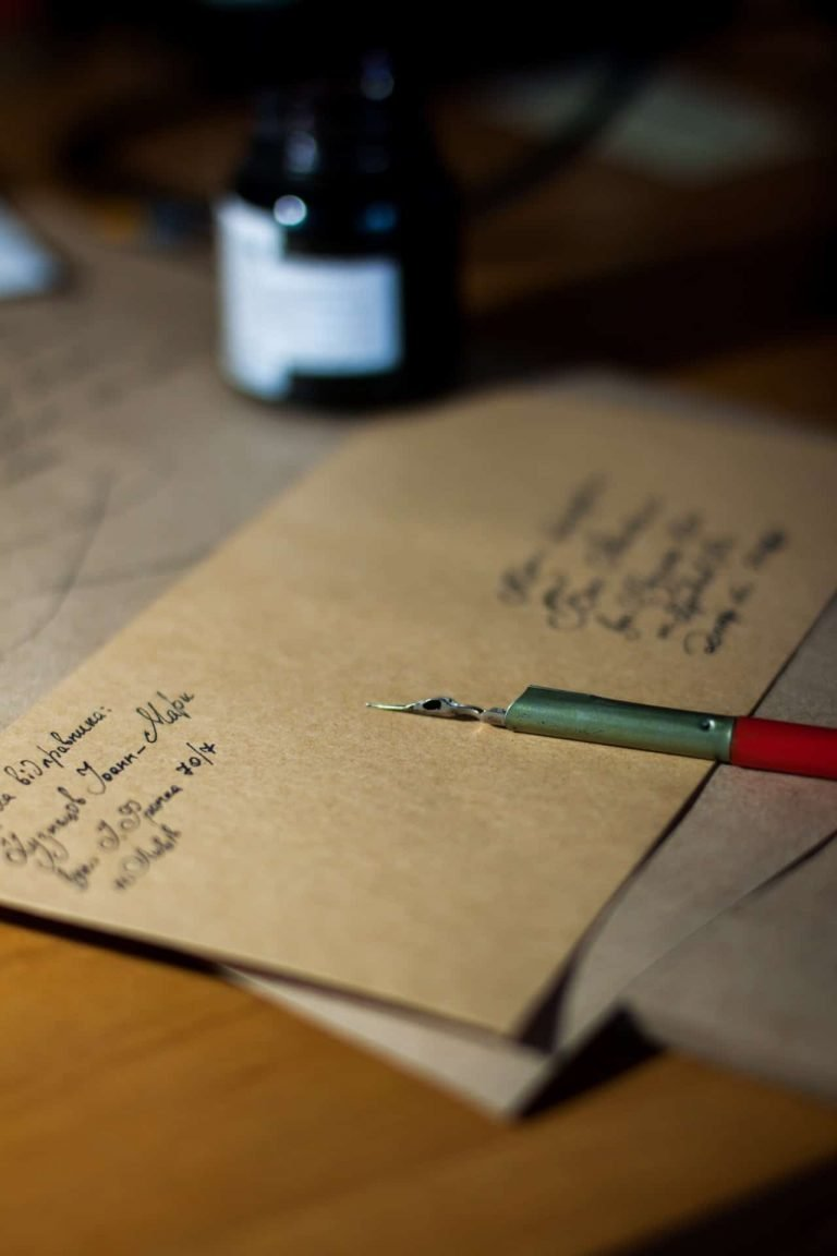 How to address a letter in Germany – The right way